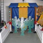 Cactus Lassoo fairground stall hire