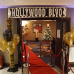 Hollywood Entrance Way