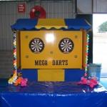 Mega Darts Fairground Stall Hire