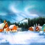 winter wonderland theme