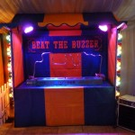 Beat the buzzer fair ground stall hire
