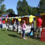 fairground stall hire