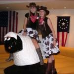 Rodeo Sheep
