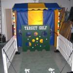 Target Golf Fairground Stall Hire