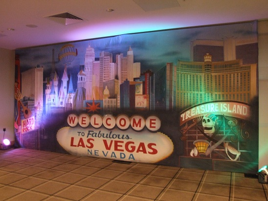 Las Vegas Theme Party Peach Entertainments