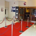 Red Carpet Entrance Way
