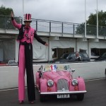 Stiltwalker in sussex