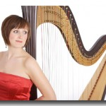 wedding harpist sussex